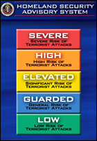 Homeland Security Advisory System