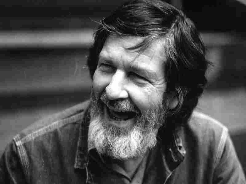 Musician John Cage
