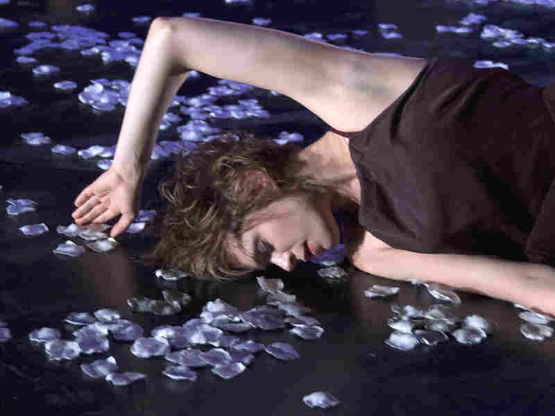 P: Dancer Marlena Oden of Paufve Dance