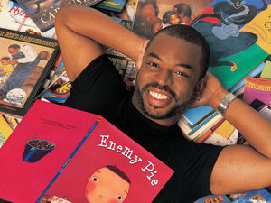 LeVar Burton, host of 'Reading Rainbow'