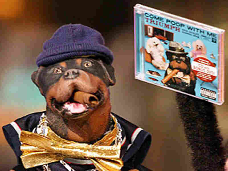 Robert Smigel and Triumph the Insult Comic Dog