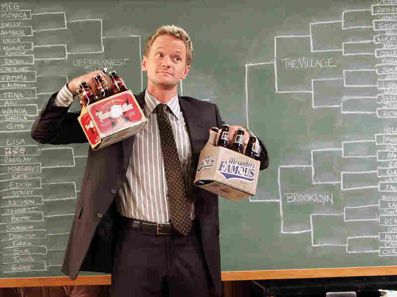 Neil Patrick Harris plays Barney on the CBS sitcom 'How I Met Your Mother'