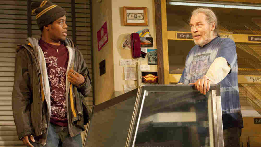 W: Jon Michael Hill as Franco in 'Superior Donuts.'