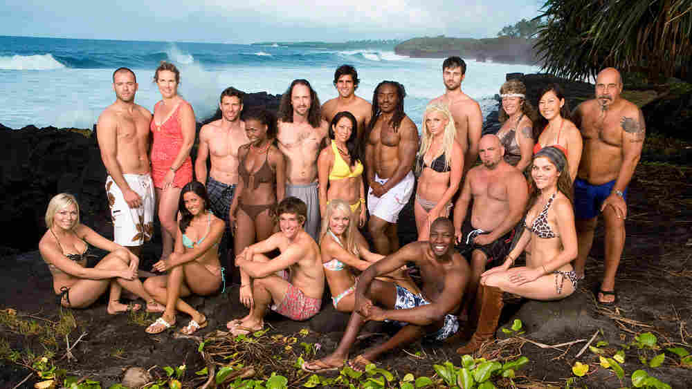 The 20 'castaways' set to compete in 'Survivor: Samoa.'