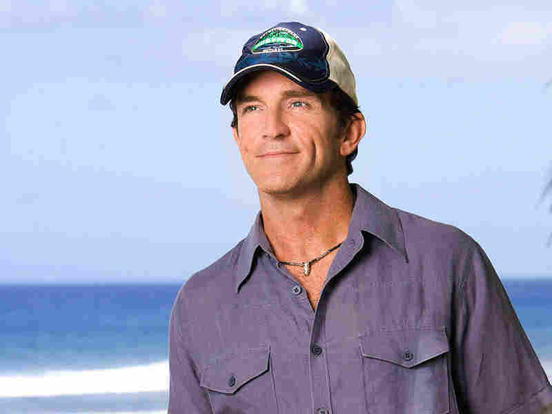 Jeff Probst, host of 'Survivor: Samoa.'
