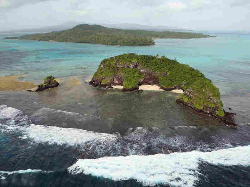 Scenic view of Samoa, the next location for 'Survivor'