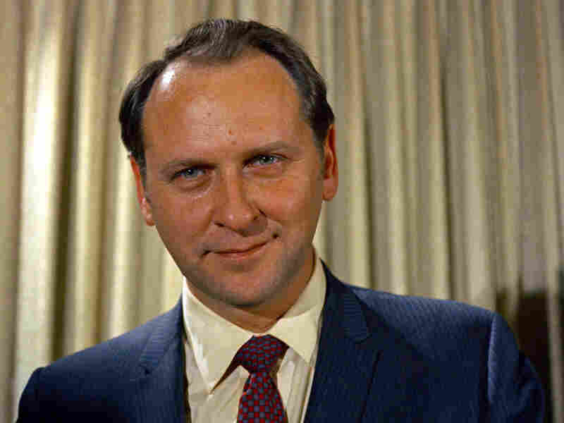 Young William Safire