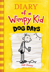 'Dog Days' book cover
