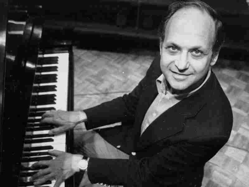 Charles Strouse On Piano