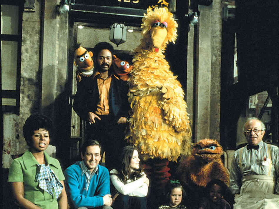 Sesame Street Season One Cast