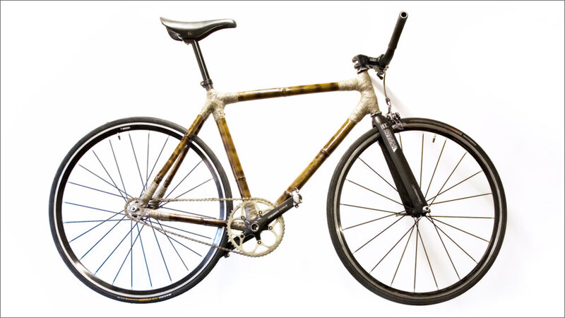 Do It Yourself: Building Your Own Bamboo Bike : NPR