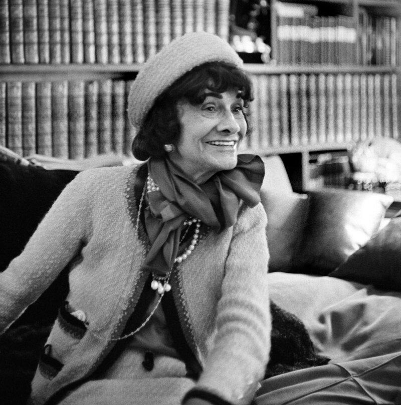 82a25fd8672e 31 Rue Cambon: Coco Chanel's Fabulous Paris Flat : NPR