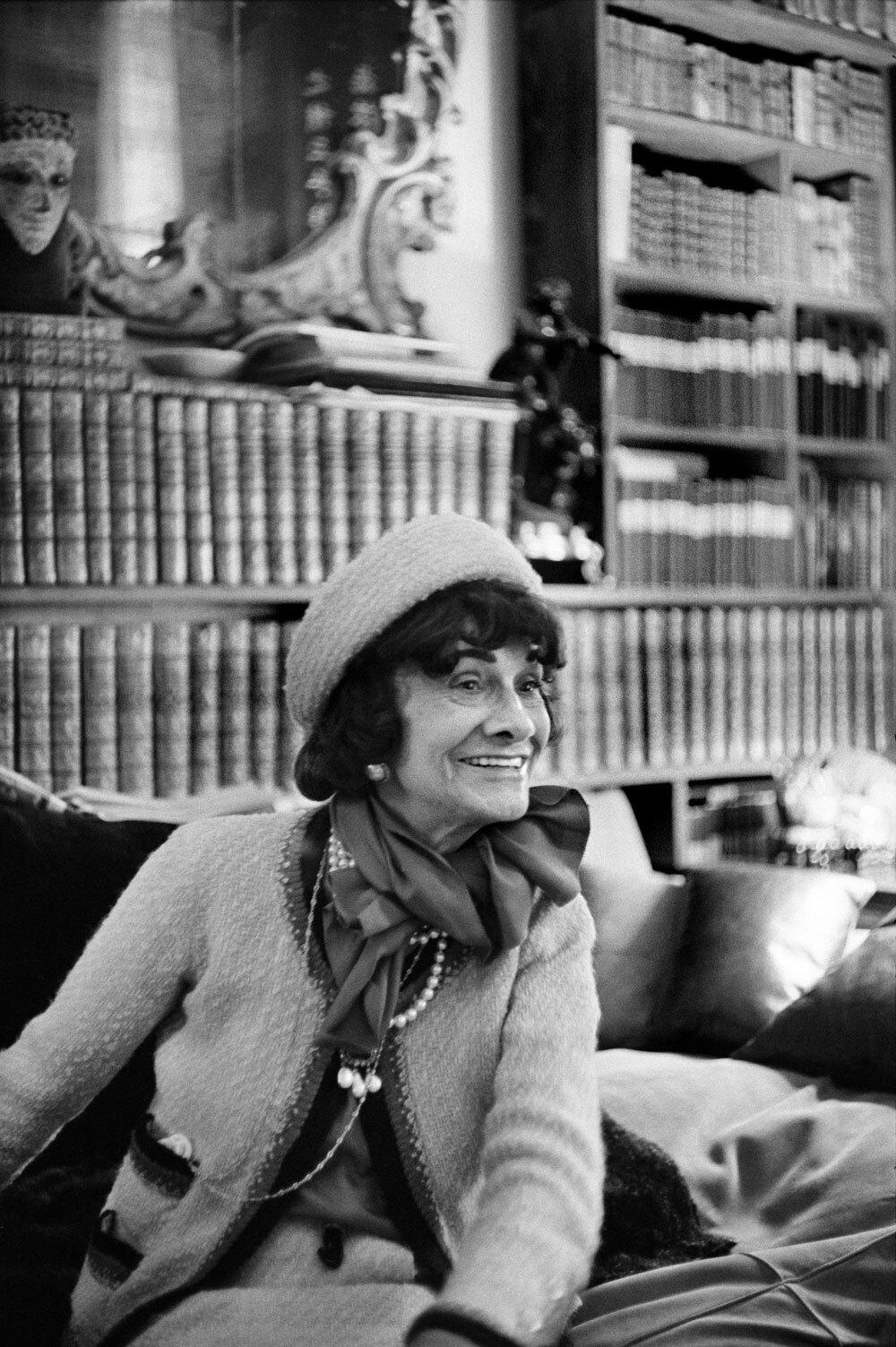 31 Rue Cambon: Coco Chanel's Fabulous Paris Flat : NPR