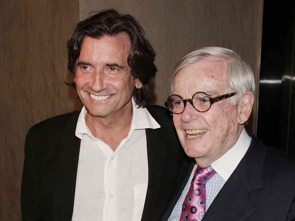 Griffin and Dominick Dunne