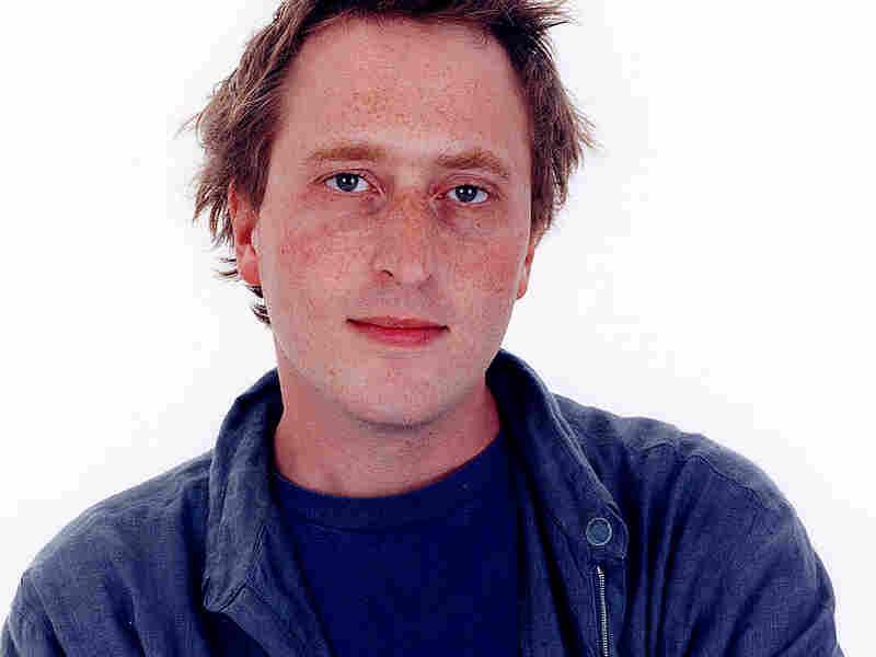 Writer Jon Ronson
