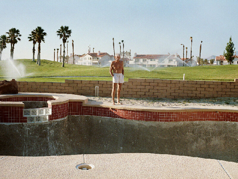 Looking Back On Larry Sultan's 'Pictures From Home' : NPR