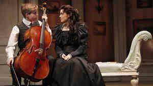 Hunter Ryan Herdlicka & Ramona Mallory in 'A Little Night Music'