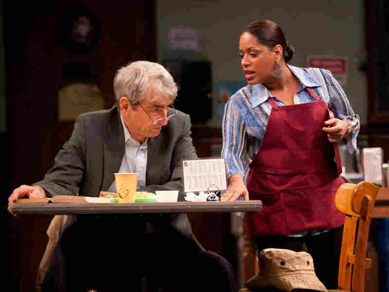 Sam Waterston and Liza Colon-Zayas in 'Have You Seen Us?'