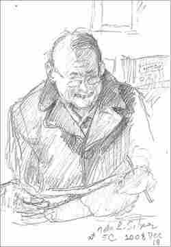 Arnie Sachar sketch