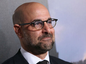 stanley tucci height