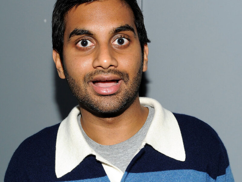 The Rise Of 'Parks' Funny Tool Aziz Ansari : NPR