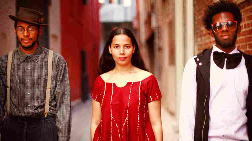 Carolina Chocolate Drops: Rhiannon Giddens and Justin Robinson