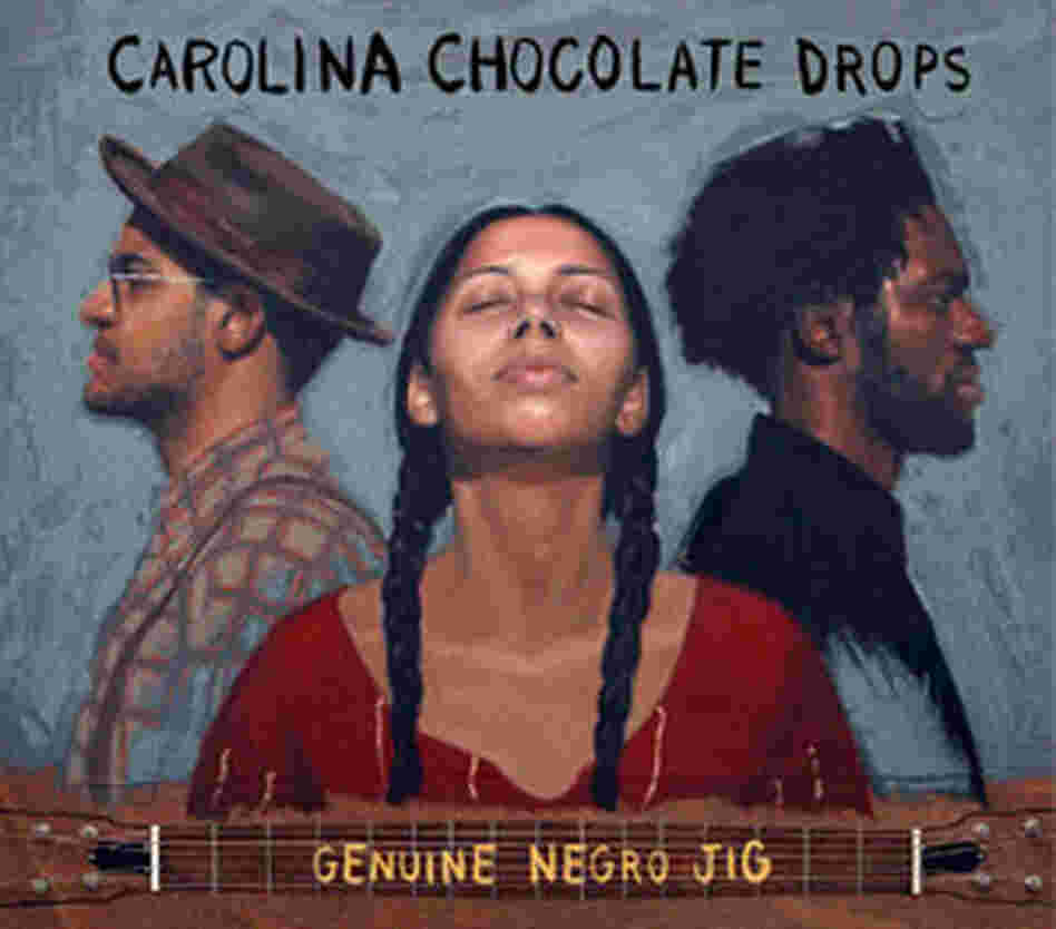 Album Cover: Carolina Chocolate Drops 'Genuine Negro Jig'
