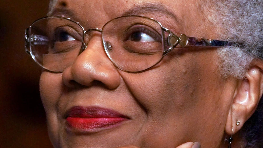 Lucille Clifton come celebrate with me
