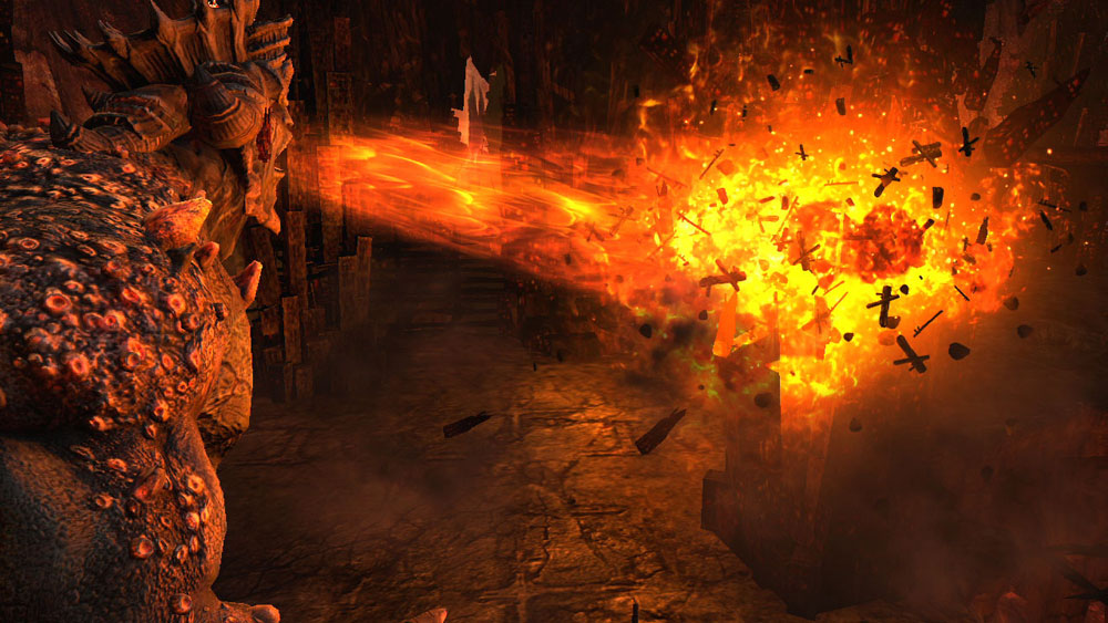 Dante's 'Inferno' Makes A Hell Of A Video Game : NPR