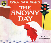Book Cover: 'The Snowy Day'