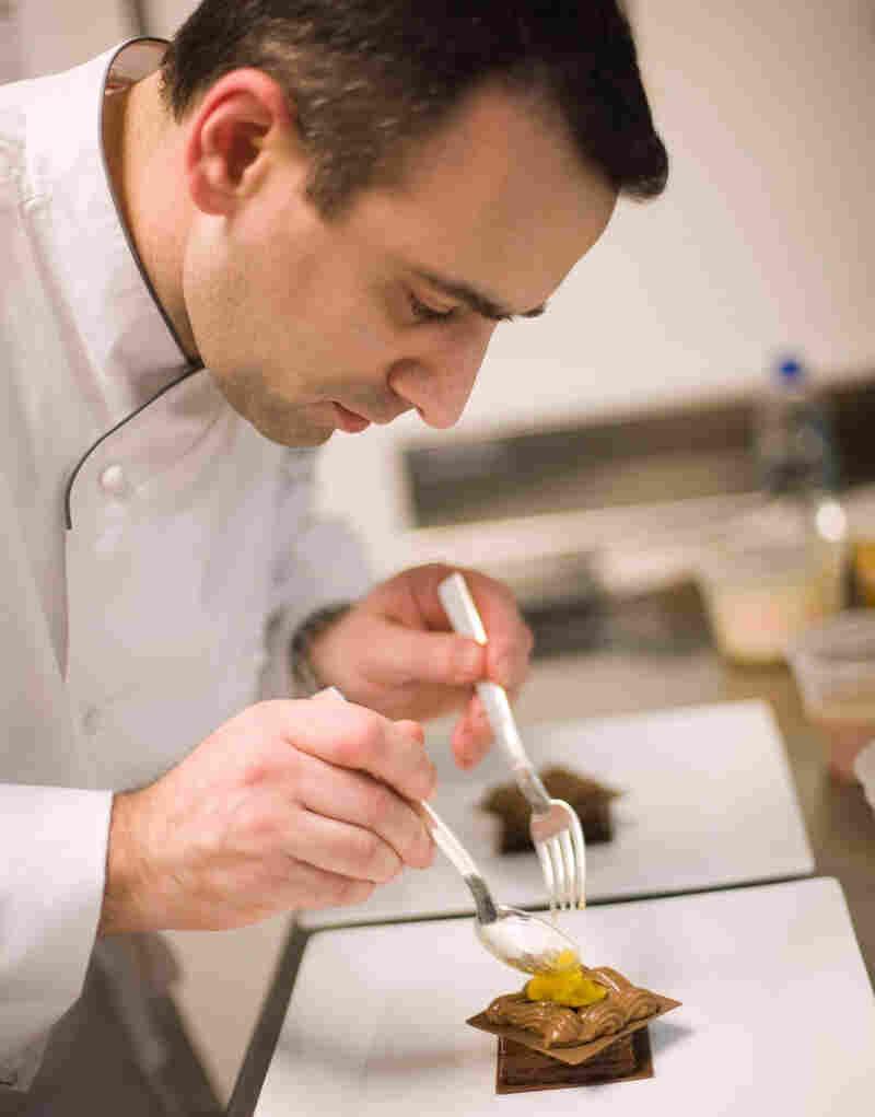 Chef Fabrice Bendano