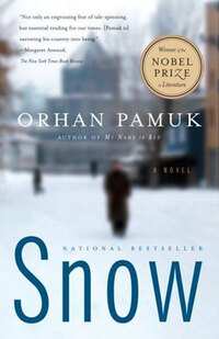 Book Cover: 'Snow'