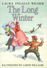 Book Cover: 'The Long Winter'