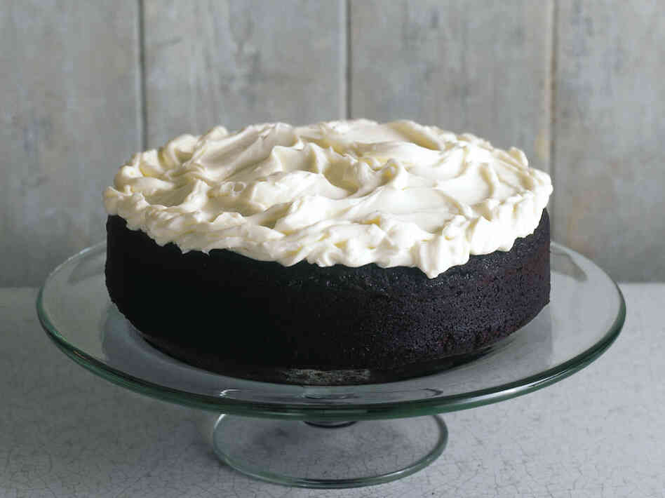 Nigella Chocolate Cake Images : nigella lawson s chocolate guinness cake npr