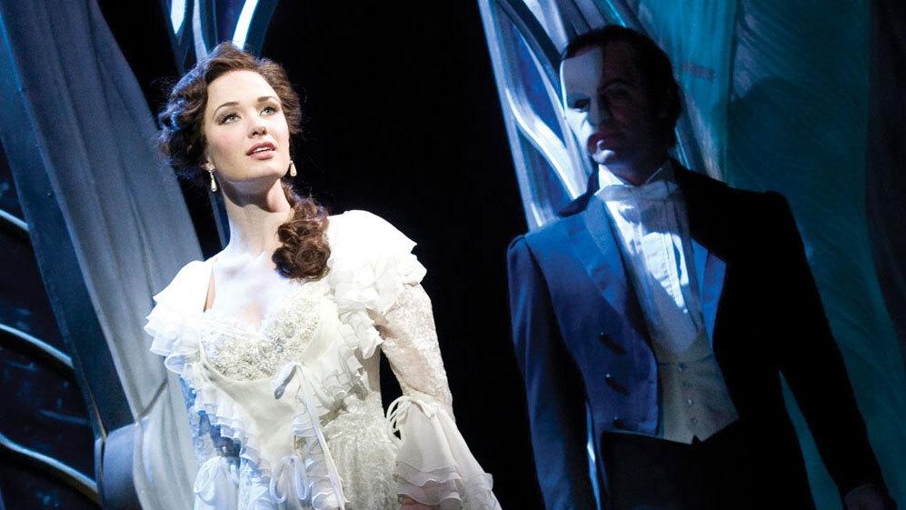Phantom Sequel Argues That 'Love Never Dies' : Npr