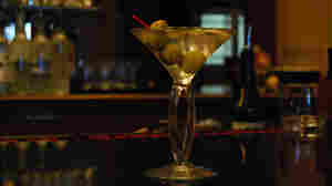Gin Martini at Bombay Club in Washington, D.C.