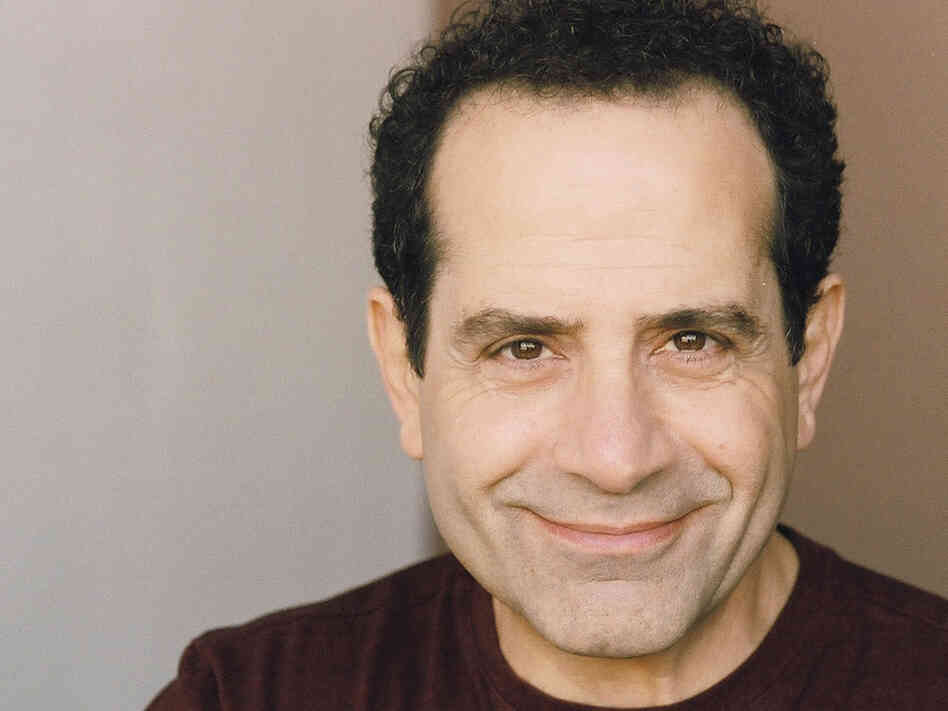 Actor Tony Shalhoub
