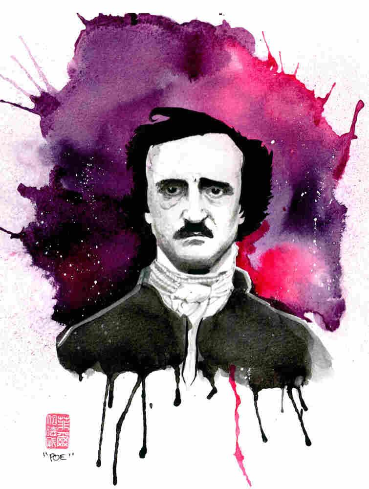Poe by Phil Padwe