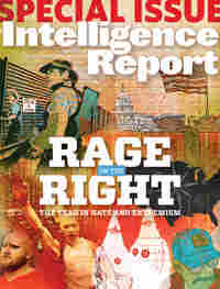 Cover Image: Intelligence Report: Rage Right