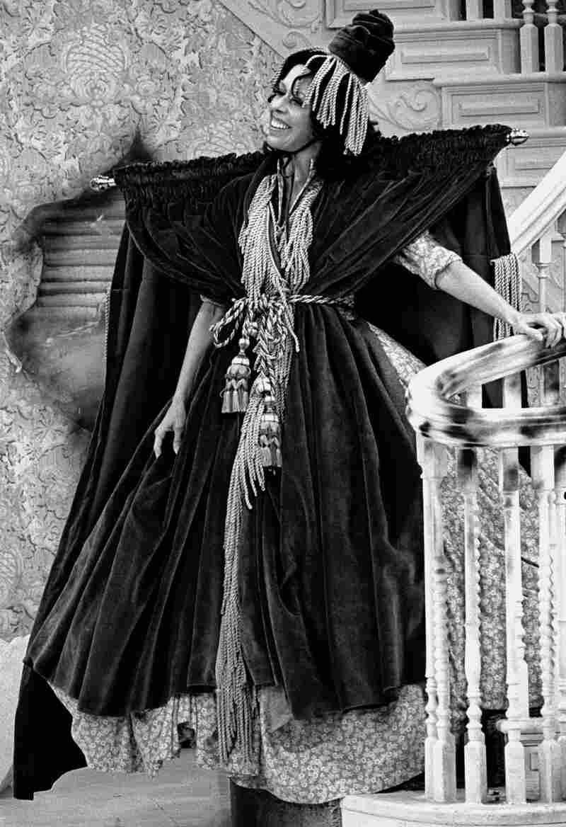 Carol Burnett dress