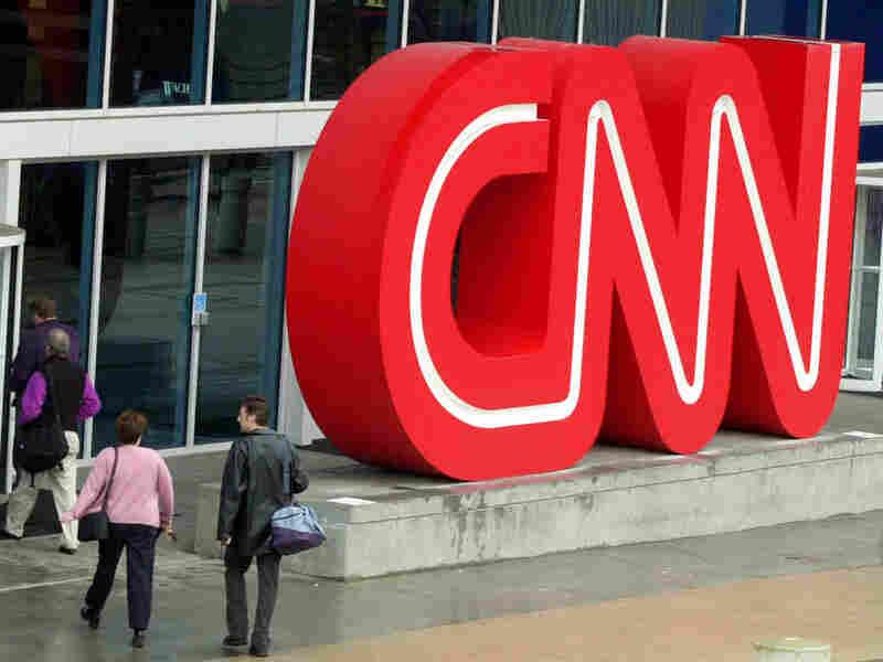 CNN's headquarters In Atlanta