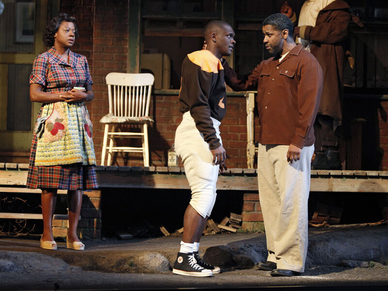 fences by august wilson August wilson (april 27, 1945 a hollywood studio proposed filming wilson's play fences he insisted that a black director be hired for the film.