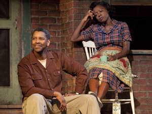 Fences By August Wilson Troy