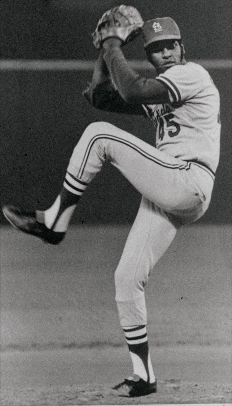 6b00f3f6ba09 Reggie Jackson And Bob Gibson Talk Baseball : NPR