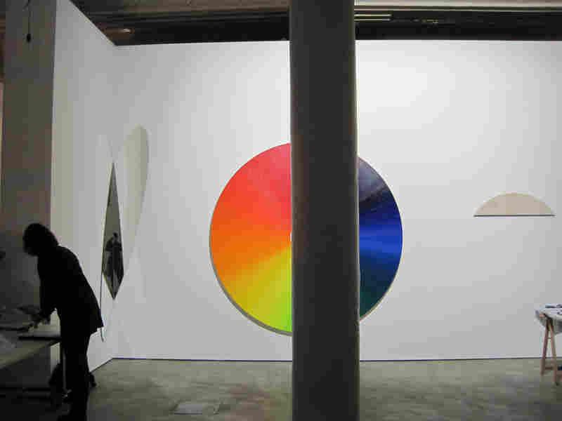 Olafur Elliason's Art Studio