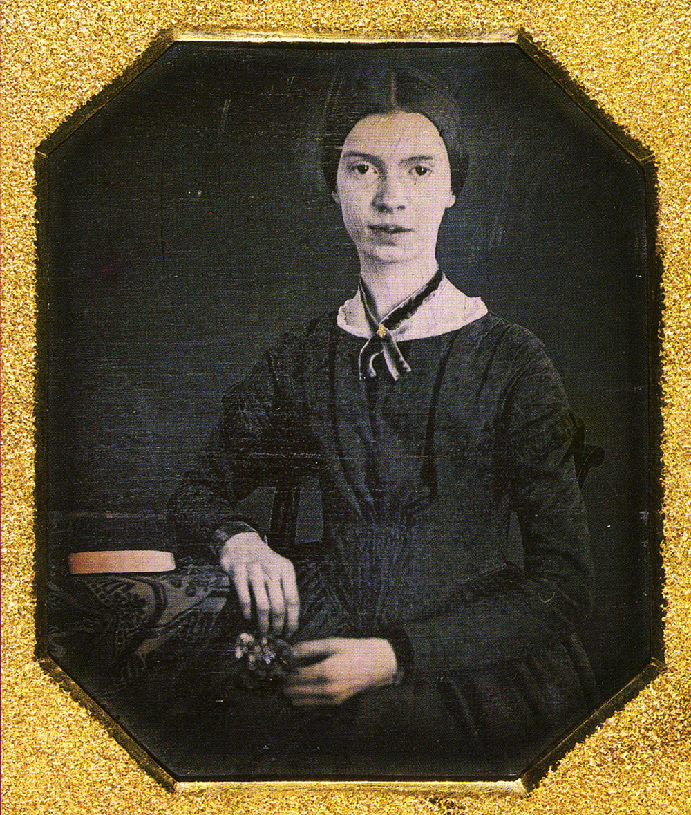 The life and work of emily dickinson