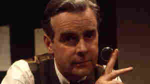 Ian Carmichael as Lord Peter Wimsey