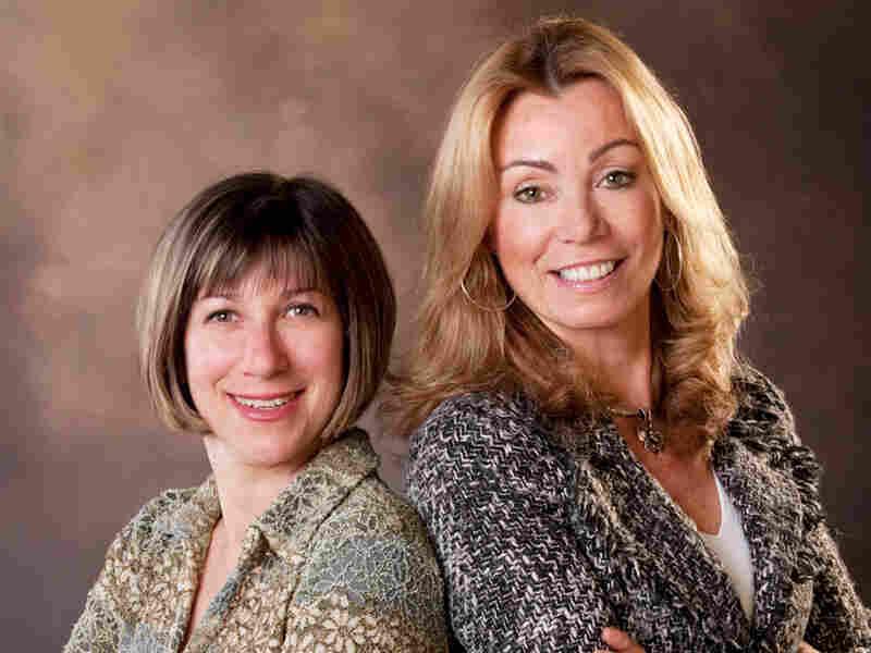 Wendy Ruderman (left) and Barbara Laker