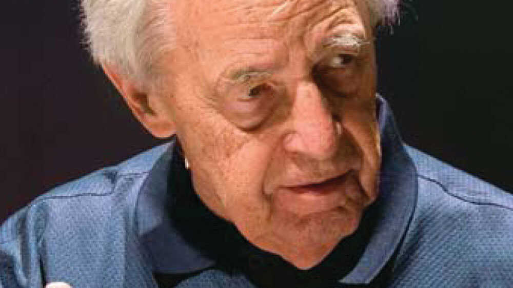 Composer-Conductor Pierre Boulez At 85
