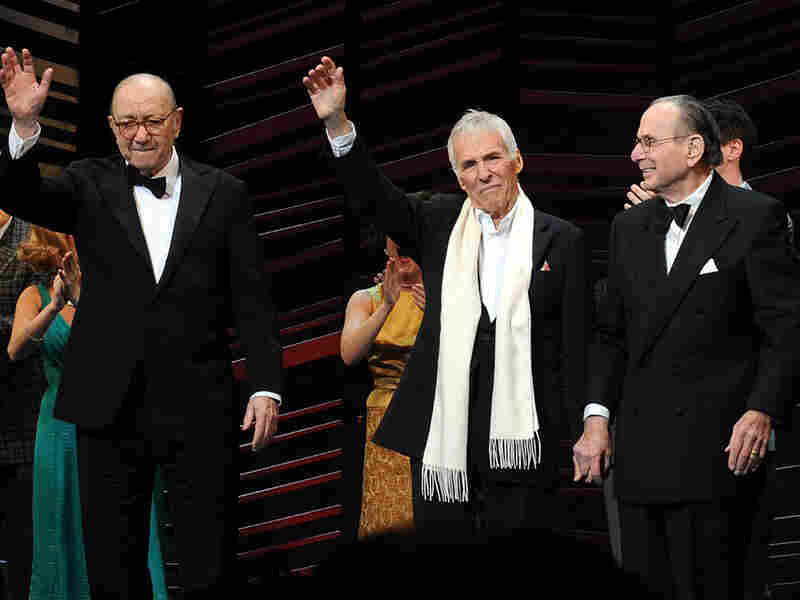 Neil Simon, Burt Bacharach, Hal David